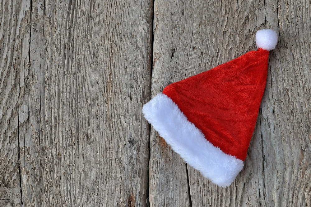 DIY Santa Hat