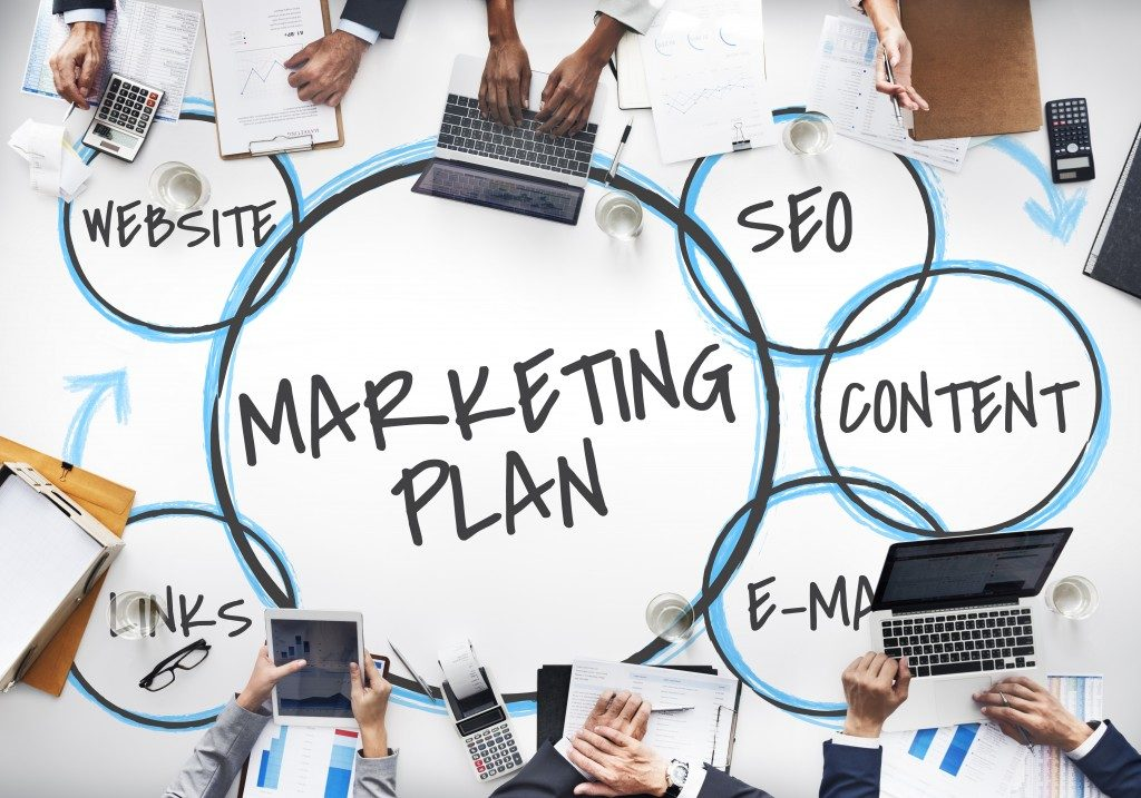strategies for your marketing plan