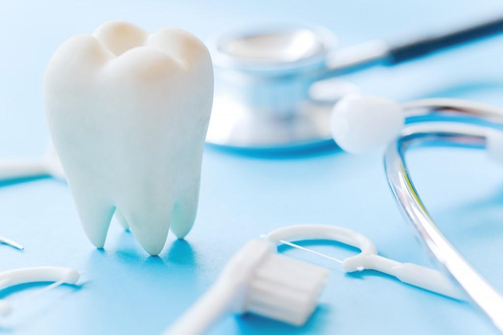 Dental hygiene concept